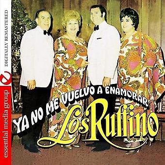 Los Ruffino - Ya No Me Vuelvo a Enamorar [CD] USA import