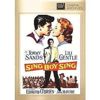 Sing Boy Sing [DVD] USA import