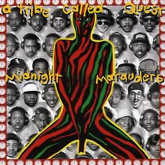 Tribe Called Quest - Midnight Marauders [CD] USA importerer