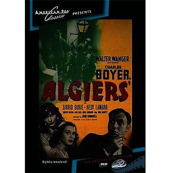 Algiers [DVD] USA import