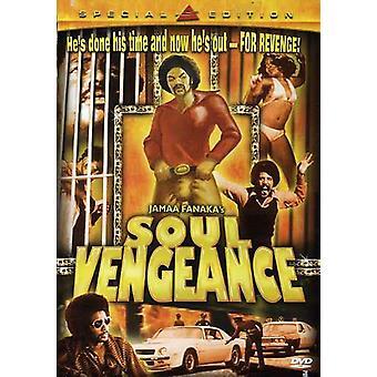 Sjæl hævnen [DVD] USA import