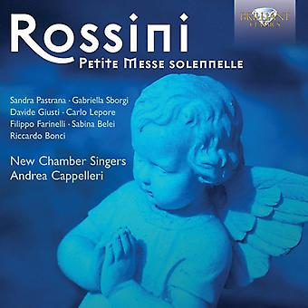 Rossini / Farinelli / Belei / Kickan - Petite Messe Solennelle [CD] USA import