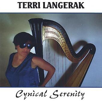 Terri Langerak - Zen Breakfast [CD] USA import