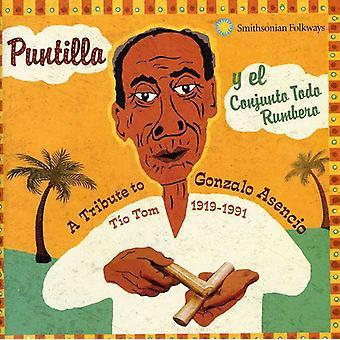 Puntilla - Y El Conjunto Todo Rumbero [CD] USA import