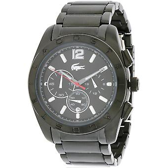 Lacoste Panama Chronograph Black Unisex Watch 2010605