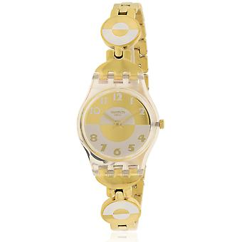 Swatch MASTERGLAM Ladies Watch LK369G