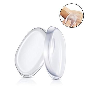 Boolavard® 2 Pack Silicone Makeup Sponge [Washable] Premium Quality - Gel Foundation Makeup and Puff BB - Best