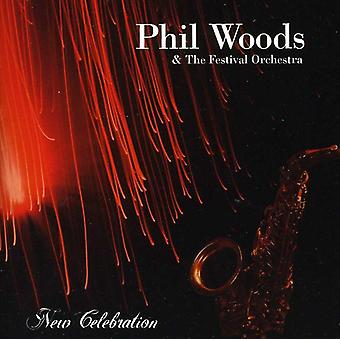 Phil Woods & Festival Orchestra - nye fest [CD] USA import
