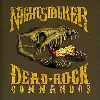 Nightstalker - døde Rock kommandosoldater [CD] USA importerer