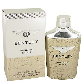 Bentley uendelig Rush Eau de Toilette 100ml EDT Spray