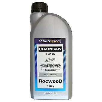 1 Litre Of Saw Chain Oil Ideal For Chainsaws