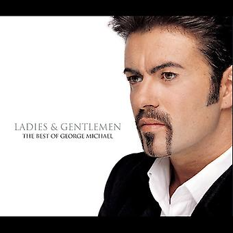 George Michael - Ladies & Gentlemen-Best of Geo [CD] USA import