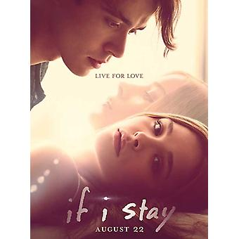 If I Stay Movie Poster (11 x 17)