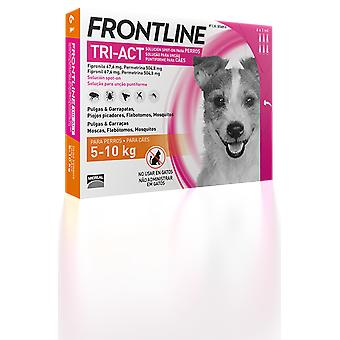 Frontline Tri-Act Small Breed 5-10 Kg