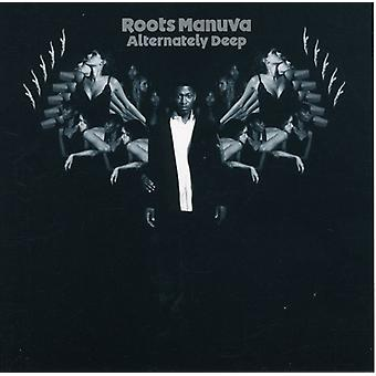 Roots Manuva - skiftevis dyb [CD] USA import