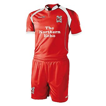 2012-13 Darlington Away Shirt (with free shorts)