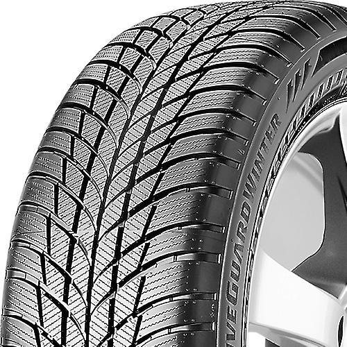 Pneus hiver Bridgestone DriveGuard Winter RFT ( 185 60 R15 88H XL , courirflat )
