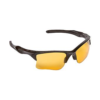 Best SEEK Replacement Lenses for Oakley HALF JACKET 2.0 HI Yellow Red Mirror