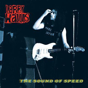 Wallis * Larry - lyd af hastighed [Vinyl] USA importerer