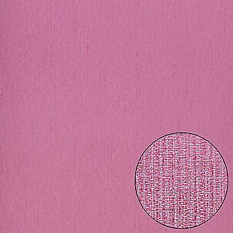 Designers Guild Pink Wallpaper Roll - Textured Vinyl Design - Colour: P437-10