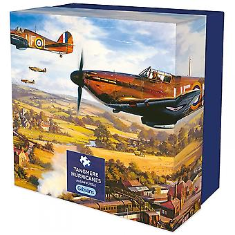 Gibsons Tangmere Hurricanes - 500 Piece Puzzle