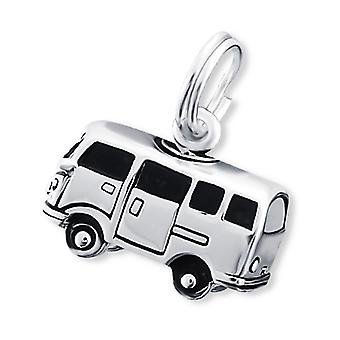 Van - 925 Sterling Silver Charms with Split ring