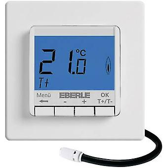 Indoor thermostat Flush mount 5 up to 30 °C Eberle