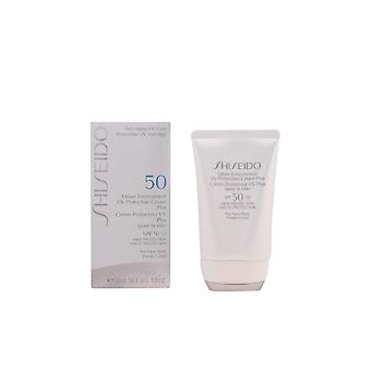 Shiseido Urban Environment Uv Protection Cream Plus Spf50 50ml Cosmetics Unisex