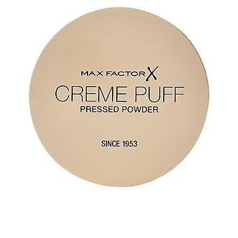 Max Factor Creme Puff pressade pulver Nouveau Beige Make Up Womens nya