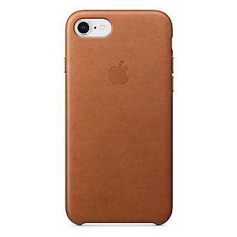 APPLE IPHONE 7/8 LEATHER CASE SADDLE BROWN MQH72ZM/A