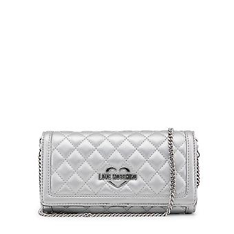 Love Moschino Women Wallets Grey