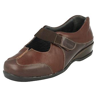 Ladies Sandpiper Casual Flat Shoes Woking