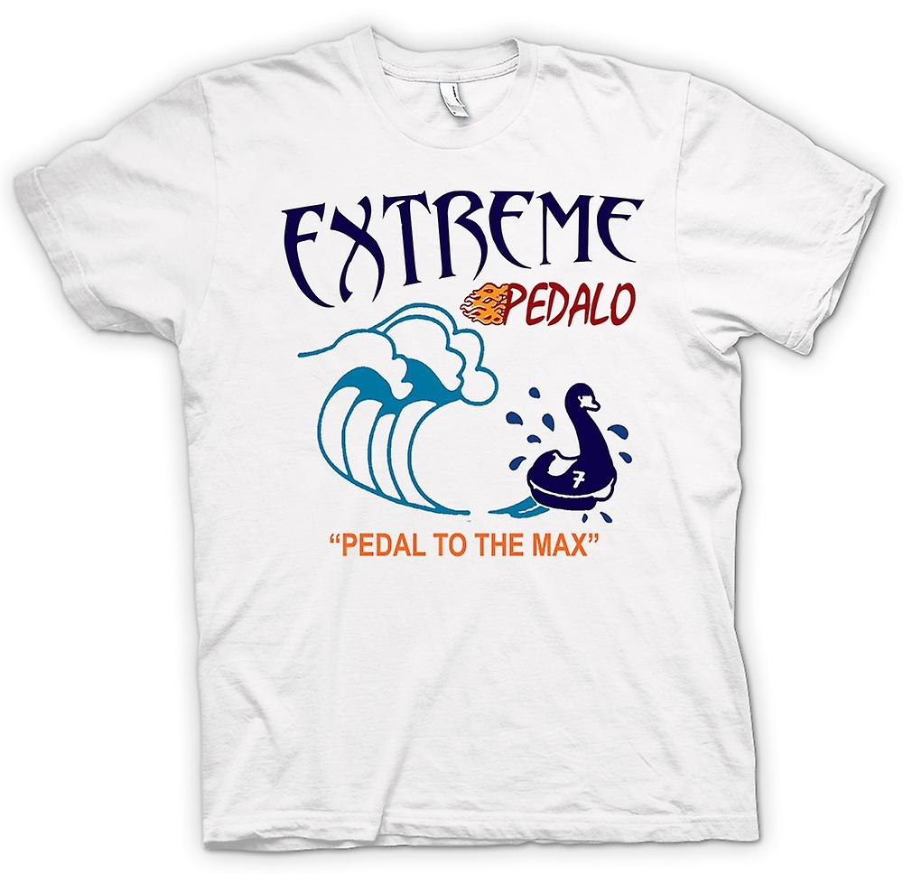Womens T-shirt - Extreme Pedelo - Funny
