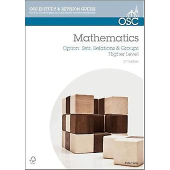 IB mathématiques définit les groupes de Relations par Peter Gray