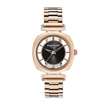 Kenneth Cole New York women's watch wristwatch stainless steel KC15108001