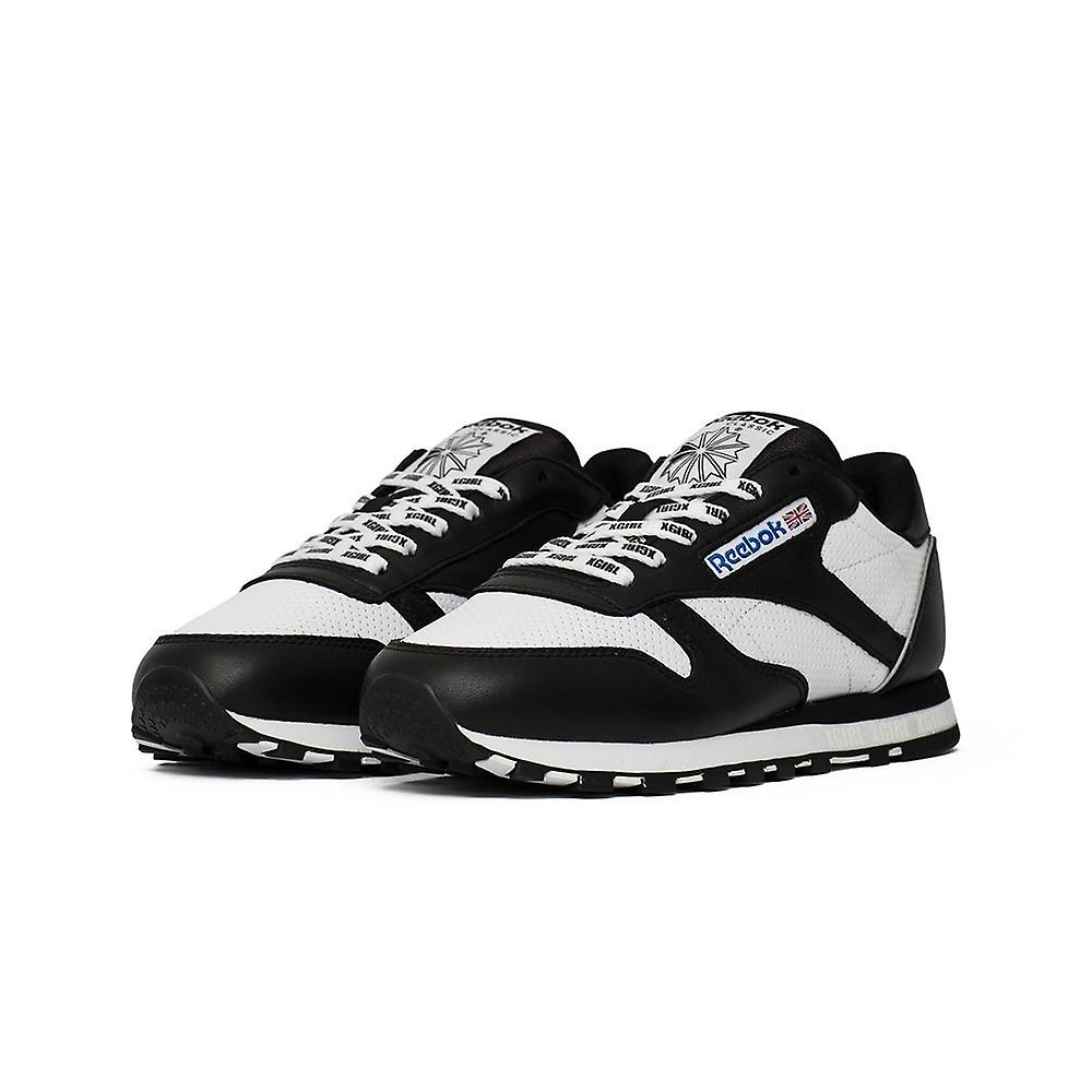 best website 53dc1 a2967 Reebok Reebok all Classic CN2435 Xgirl women shoes Leather universal year  TwT4qr1