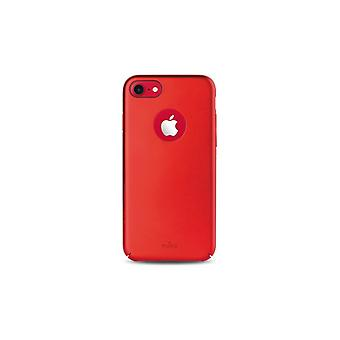PURO iPhone 8/7, Magnetic Cover, Red