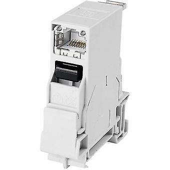 N/A Socket, build-in J80023A0001 Light grey Te