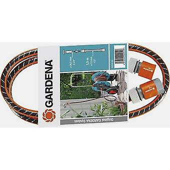 Connection set 13 mm 1/2  1.5 m Black, Orange GAR