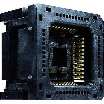 Yamaichi IC 120-0684-304 PLCC socket Contact spacing: 1.27 mm Number of pins: 68 1 pc(s)