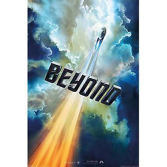 Star Trek beyond poster clouds teaser