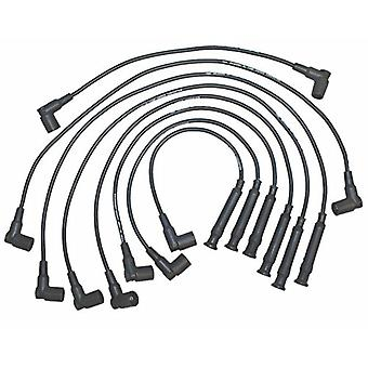 Walker Products 900-1280 Thundercore Ultra Spark Plug Wire Set