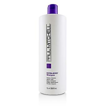 Paul Mitchell Extra-Body Shampoo (dick - Volumizes) - 1000ml/33,8 oz
