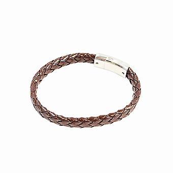 Armbånd læder-brun F2890BN00