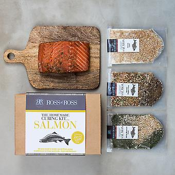 NEW Home Curing Kit… Salmon