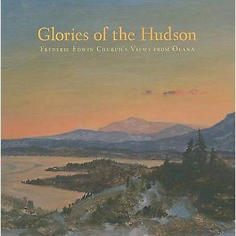 Glorie van de Hudson - Frederic Edwin Church's uitzicht vanuit wie door Ev