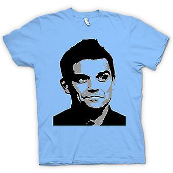 Koszulka męska - Robbie Williams - Pop-artu