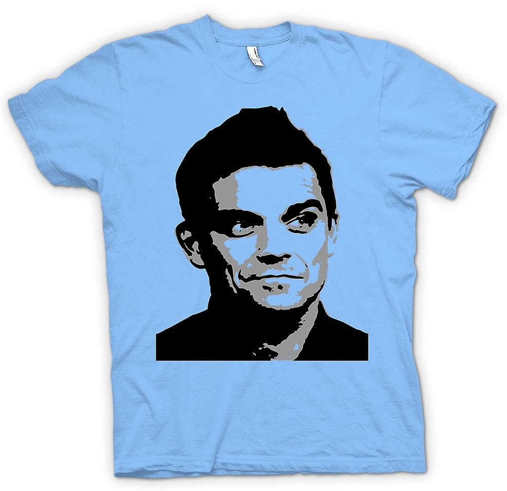 Herren T-Shirt - Robbie Williams - Pop Art