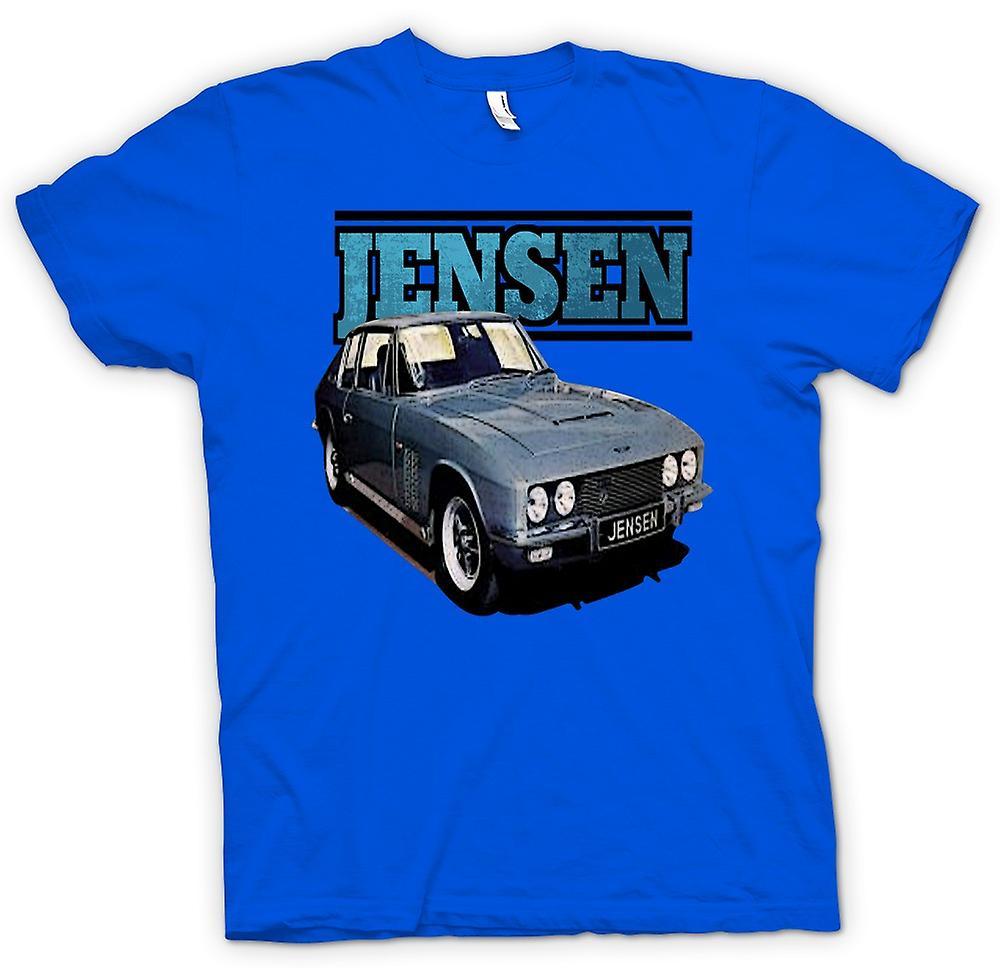 Mens T-shirt - Jensen Interceptor