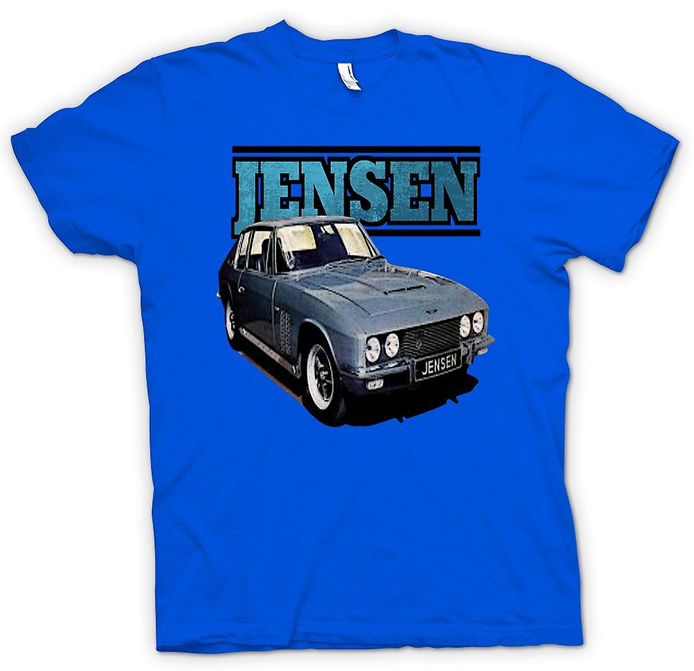 Heren T-shirt-Jensen Interceptor